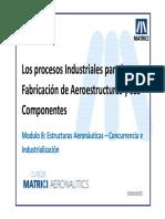 Estructuras aeronauticas