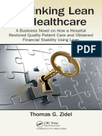 Rethinking lean in healthcare A business novel on how a hospital restored quality patient care (2017).epub