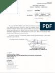 Solicitud Tercer Tribunal Ambiental de Valdivia