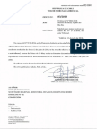 Solicitud de Tercer Tribunal Ambiental del 13 de julio de 2018
