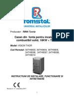 Cazan Din Fonta Rima - Romstal