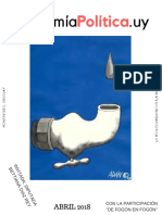 Revista Economía Política.uy