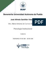 Psicologia Institucional BLEGER