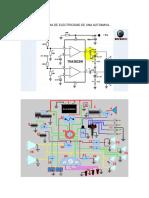 Diagrama de Electricidad de Una Automavil