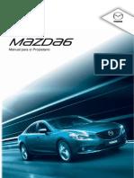 Mazda6 Manual Para El Propietario 8EK4-SP-14D L OM