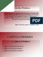 Derecho Político