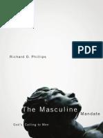 Richard Phillips - The Masculine Mandate