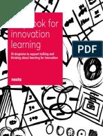 Nesta Playbook for Innovation Learning