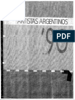 FNA - Artistas Argentino 90