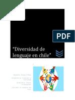 lenguajes chilenos