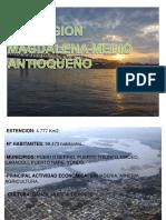 Bioticos y Abioticos Subrregion Magdalena