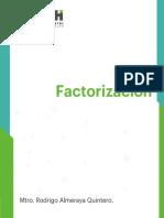2 Factorización (2)