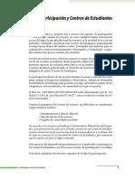 Centro de estudiantes - Parlamento Juvenil Corrientes