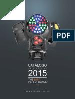 CATÁLOGO 2015 Última Versión