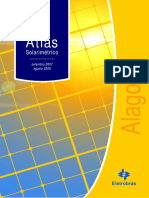 Atlas Solarimétrico de Alagoas