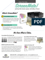 Professional Tabloid-Size Film Positive System with dMax 5 Power