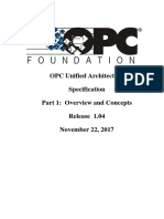 OPC UA Part 1 - Overview and Concepts Release 1.04 Specification