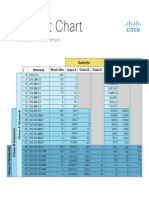 IPv4 Subnetting Reference Chart