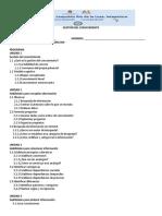 Programa y Reglamento Gestion Del Conocimiento