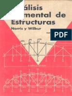Analisis Elemental de Estructura Segunda Edicion Norris Wilbur