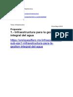 Enrique Alfaro Ejes Infraestructura