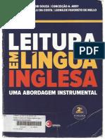 Leitura em lngua inglesa uma abordagem instrumental Adriana grade fiori souza conceioa