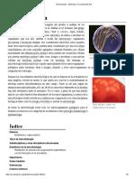 Microbiología - Wikipedia, La Enciclopedia Libre