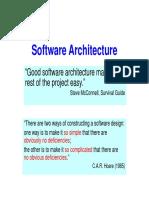 Lecture06 Architecture