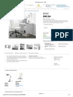 Brusali Bureau - Ikea