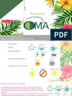 Catálogo Tropicales