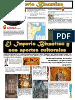 Infografia Imperio Bizantino
