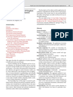 Health Care in the United Kingdom and Europe, System Dynamics Applications