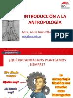 1. Introducción a La Antropología