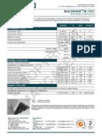 Technical Data Sheet Uk Macdrain