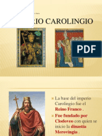 El Imperio Carolingio (1)
