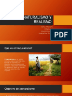 Naturalismo y Realismo-1