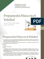 Preparacion Fisica - VOLEIBOL 1