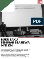 SEMINAR BEASISWA MITI KM -MINI GUIDEBOOK-.pdf