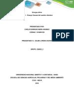 358052_5_Neira_Arango_ Fase 1 - Ensayo Causas Del Cambio Climático