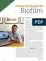 artículo biofilm