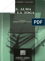 Angel Ossorio  - El Alma De La Toga.pdf