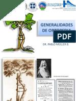 1. Generalidades Ortopedia Infantil - Dr. Muller