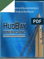HBM Investor Presentation July 11