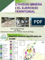 Mineria Areas de Exclusion Minera