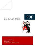 Ensayo 21 Black Jack
