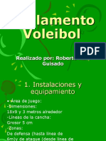 voley Reglamento volley
