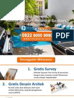BERKUALITAS, 0822 9000 9990, Kontraktor Kolam Renang Di Surabaya