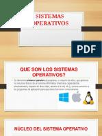 Diapositiva Sistemas Operativos