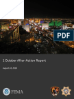 FEMA 1 October After-Action Report