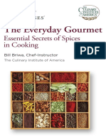 9222_The Everyday Gourmet - Essential Secrets of Spices in Cooking